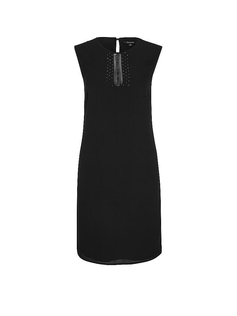 Kleid Comma Schwarz Weiß  dallas 2021