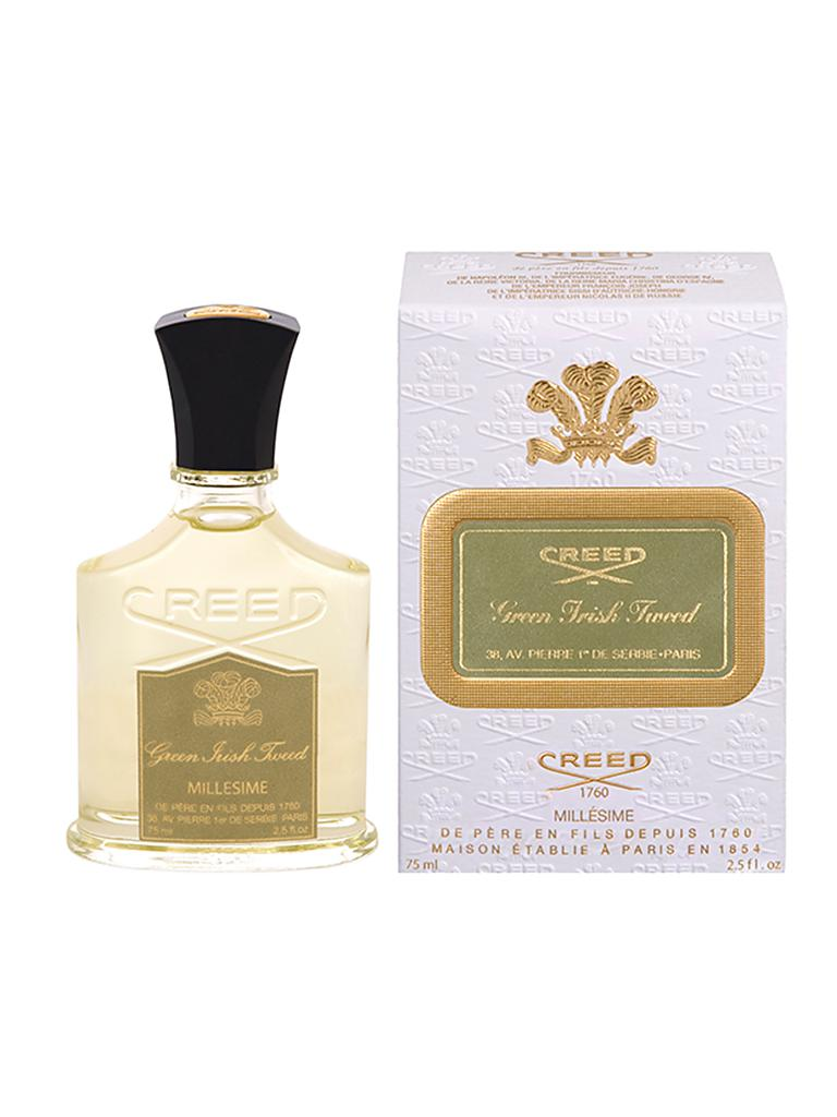 CREED | Green Irish Tweed Eau de Parfum 75ml | transparent