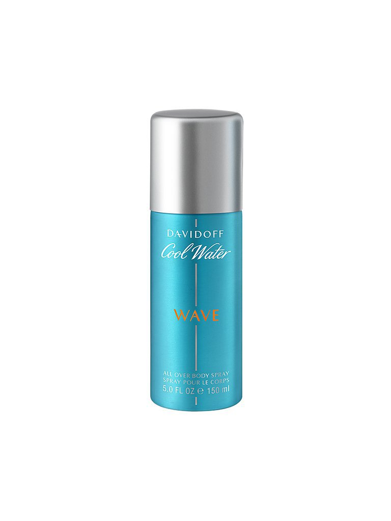 DAVIDOFF Cool Water Wave Body Spray 150ml