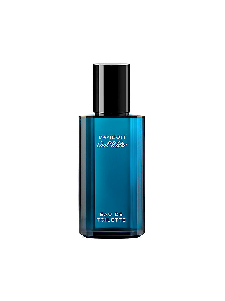 DAVIDOFF | Cool Water Man Eau de Toilette Spray 40ml | transparent