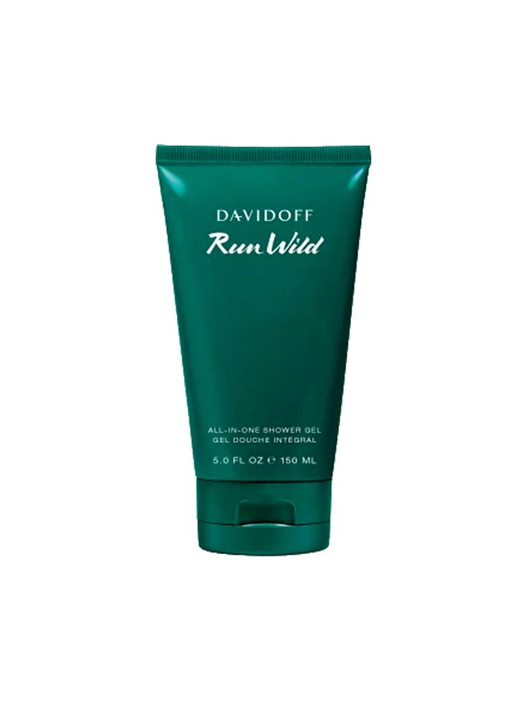 DAVIDOFF | Run Wild For Him All-in-One Shower Gel 150ml | transparent