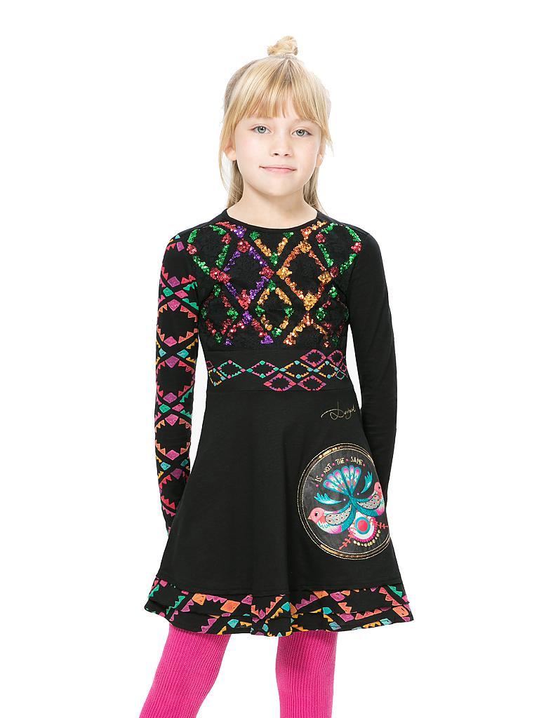 DESIGUAL Kleid schwarz | 104