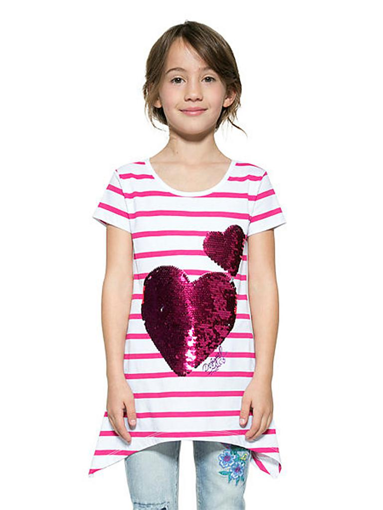 amazing price factory outlet outlet online Mädchen- T-Shirt mit Wende-Pailletten