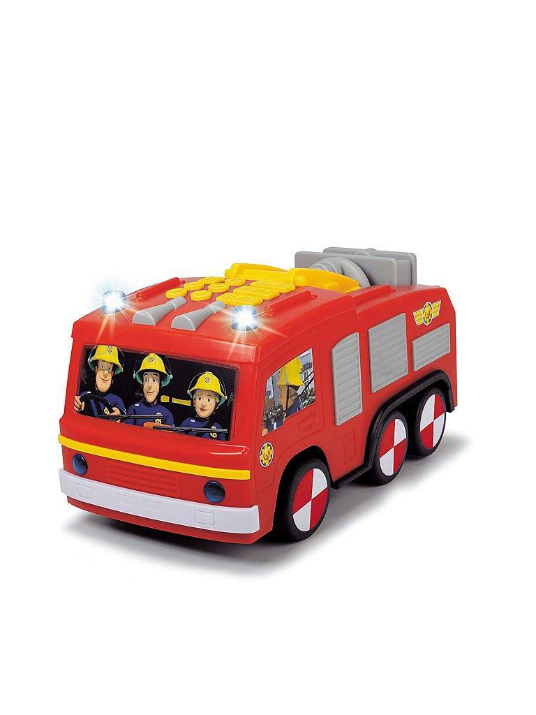 DICKIE Feuerwehrmann Sam Super Tech Jupiter