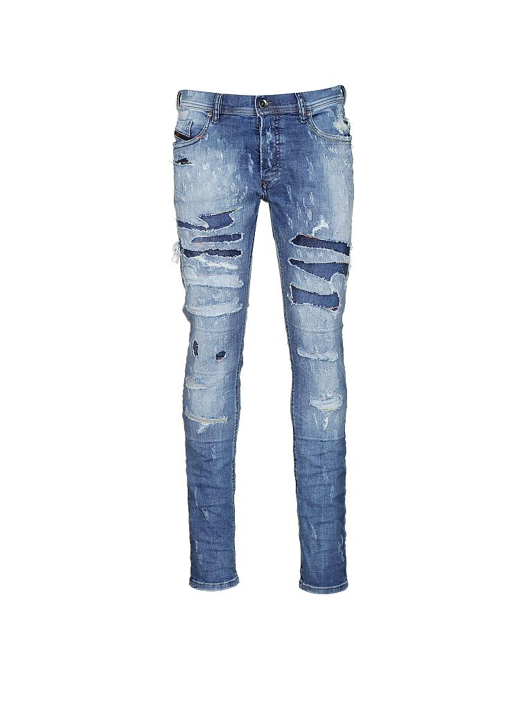 666555d3aea5 Jeans Slim-Carrot-Fit