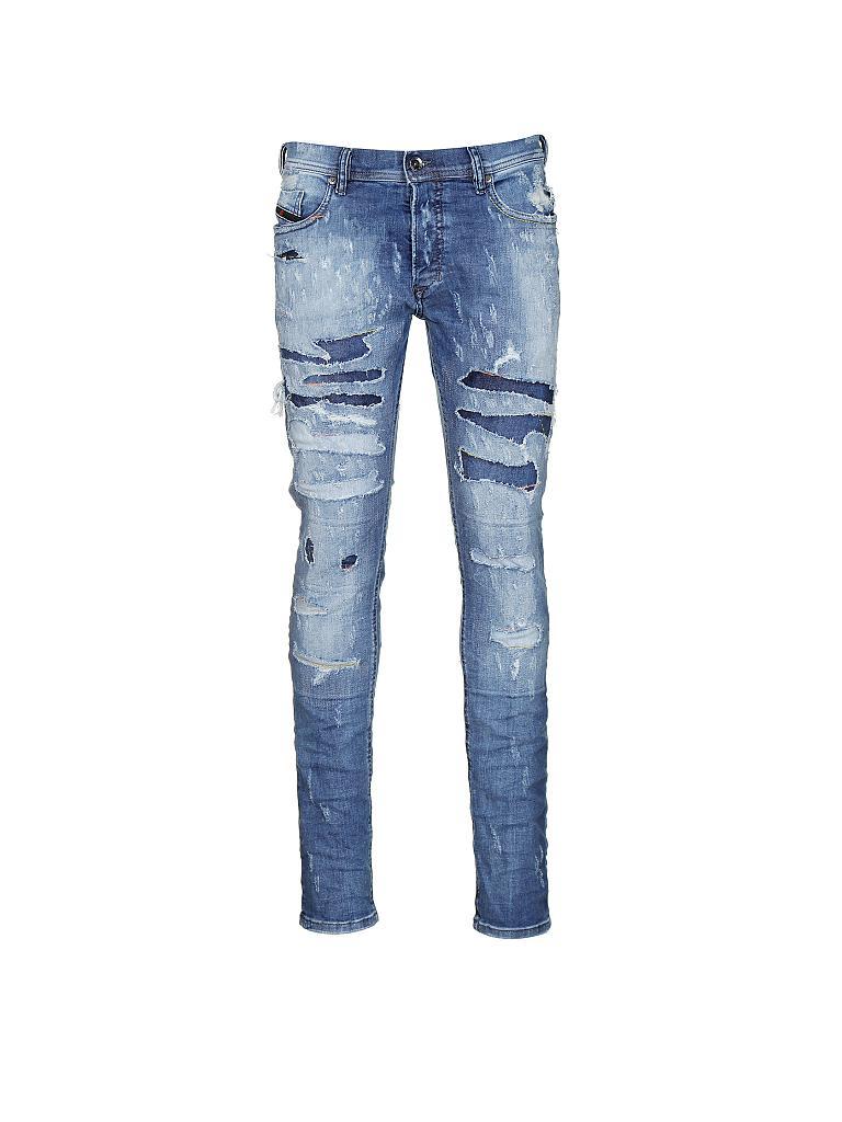 Jeans SlimCarrotFit quot;Teppharquot; Weltweit Limitierte Jeans
