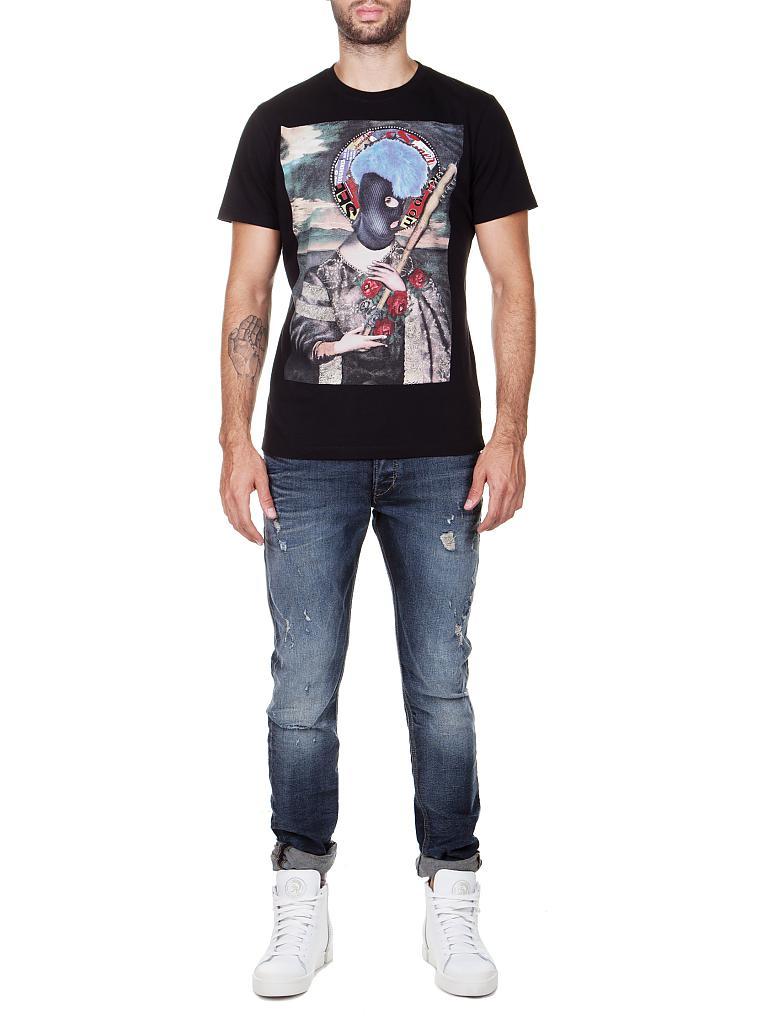 DIESEL Jeans SlimCarrotFit quot;Teppharquot; blau  W36/L32