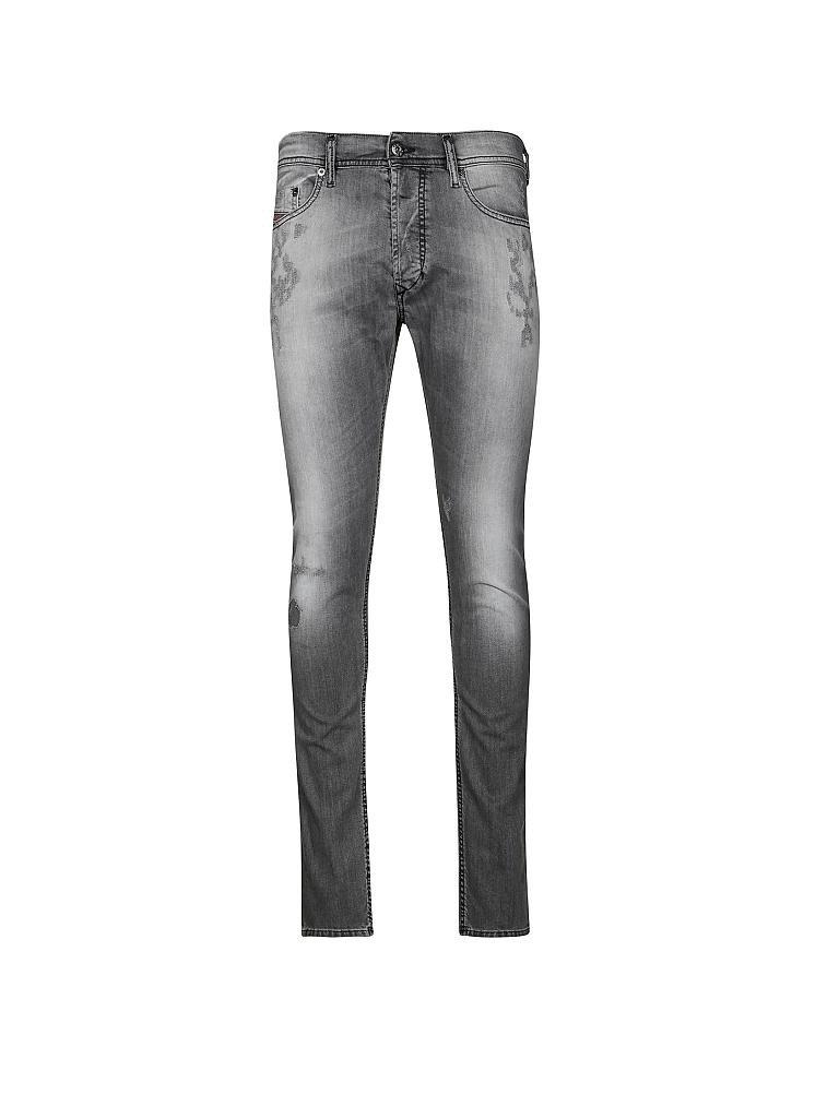 DIESEL Jeans SlimCarrotFit quot;Thepparquot; grau  W28/L32