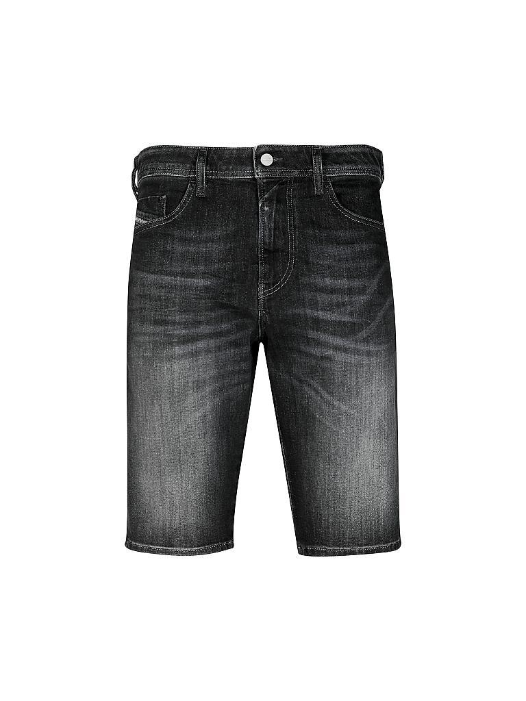 b046f49a DIESEL Jeans-Bermuda Slim-Fit