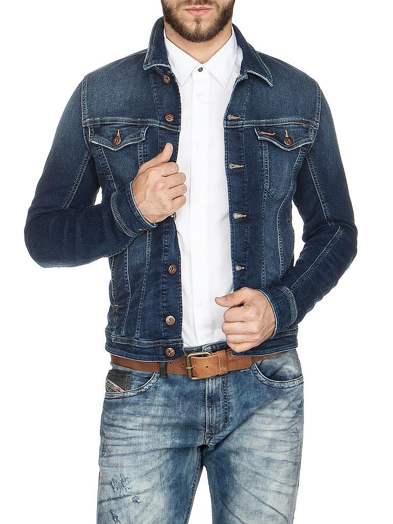 Diesel jogg jeansjacke