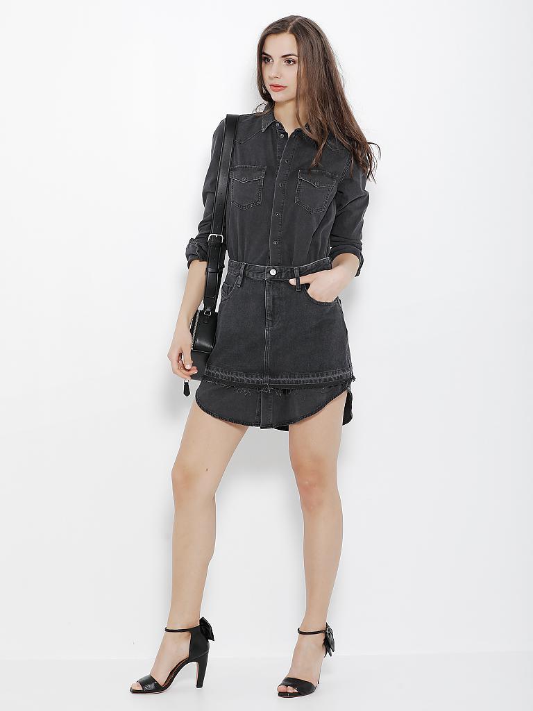 DIESEL Kleid schwarz | M