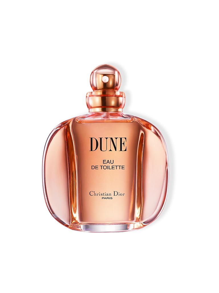 DIOR | Dune Eau de Toilette 100ml | transparent