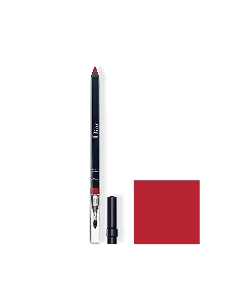DIOR | Lip-Liner - Rouge Dior Contour (775 Holiday Red) | rot