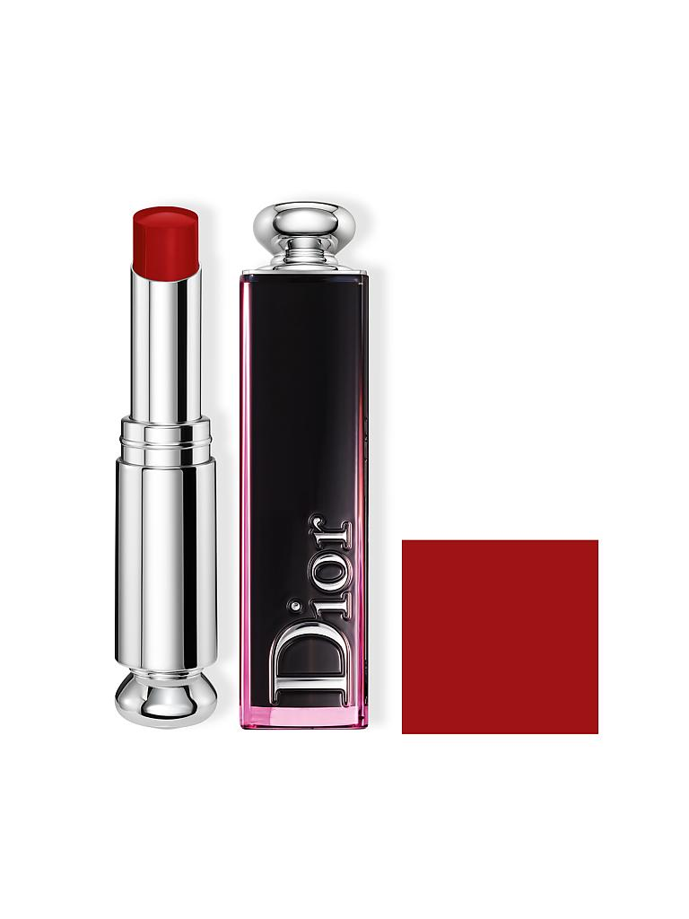 DIOR | Lippenstift - Dior Addict Lacquer Stick (857 Hollywood Red) | rot