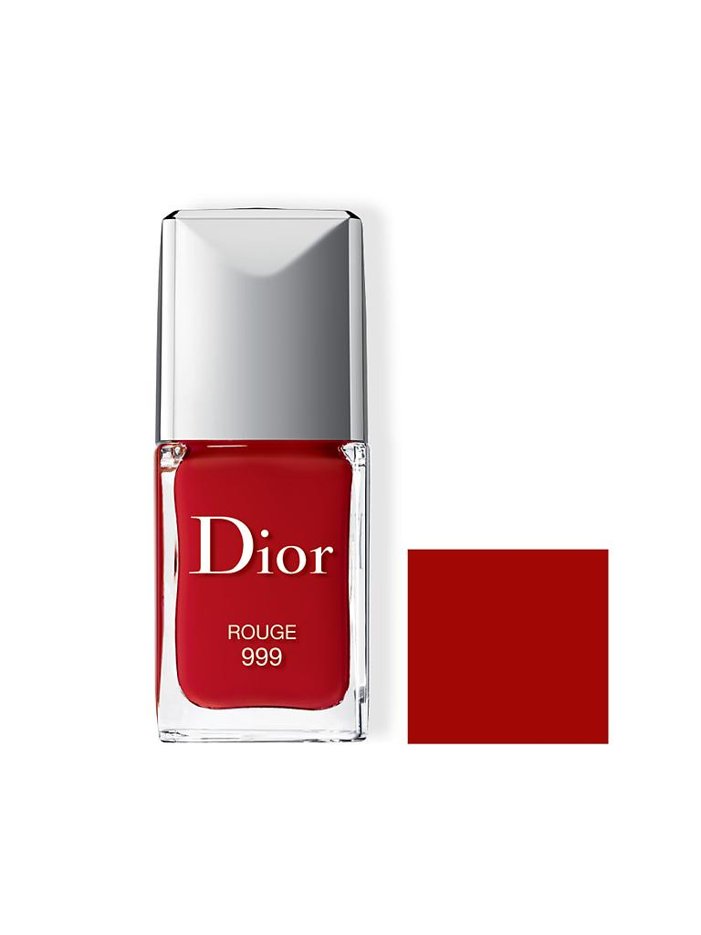 DIOR | Nagellack - Dior Vernis (999 Rouge) | rot