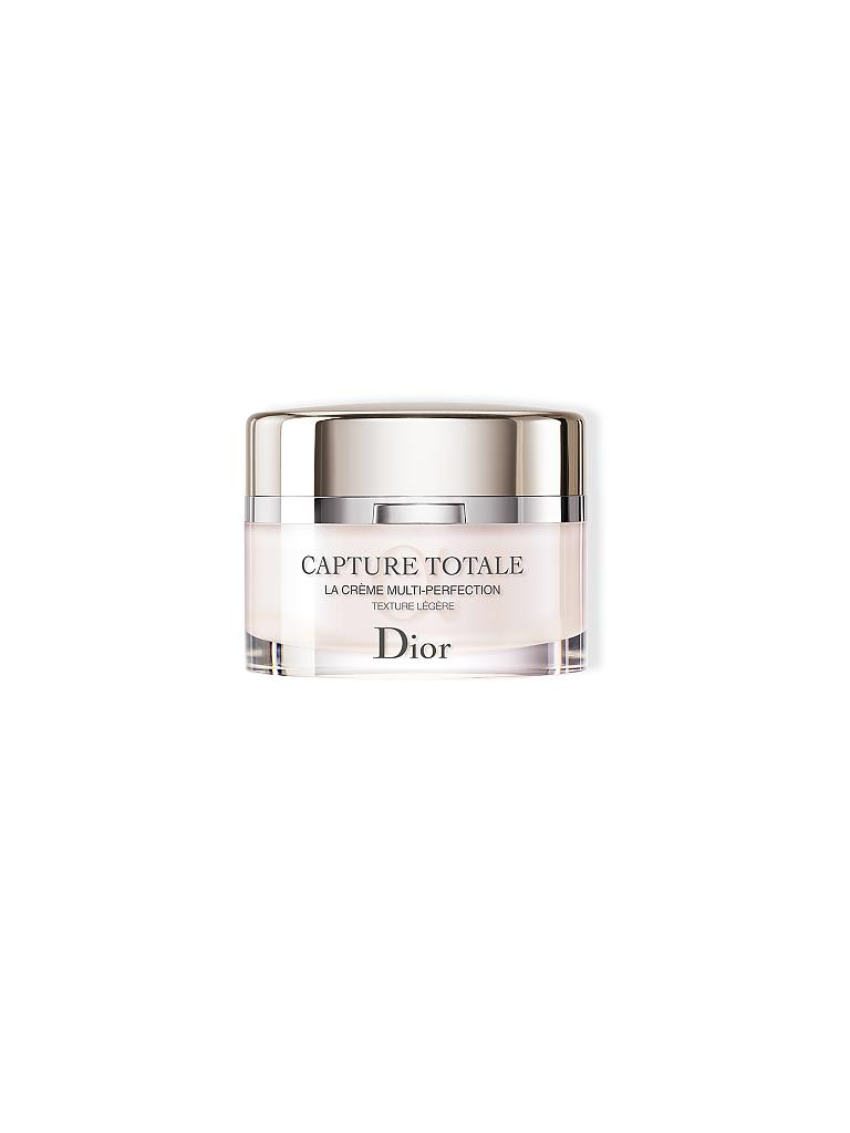 DIOR | Tagescreme - Capture Totale La Crème Multi-Perfection - texture légère 60ml | transparent