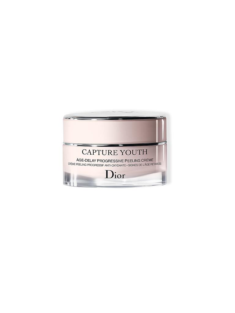 DIOR | Tagescreme - Capture Youth Age-Delay Progessive Peeling Cream 50ml | transparent