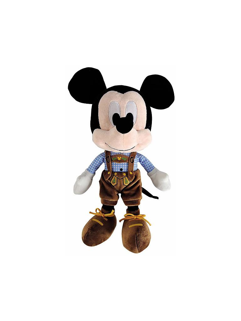DISNEY | Bayrische Mickey Maus | transparent