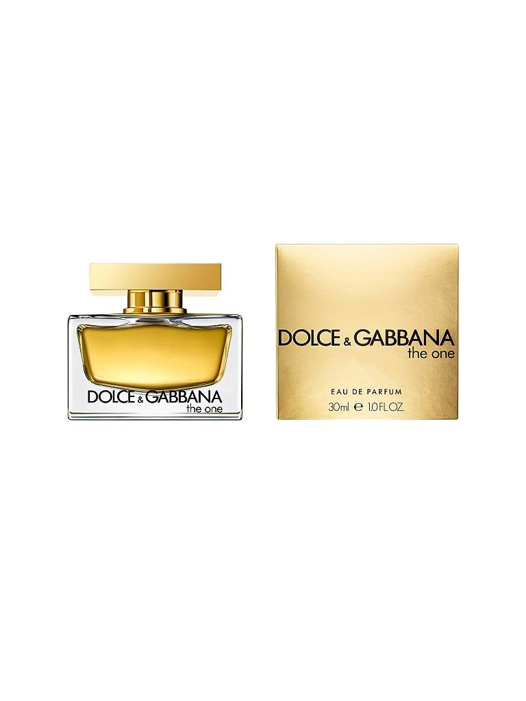 DOLCE & GABBANA | The One Eau de Parfum 30ml | transparent