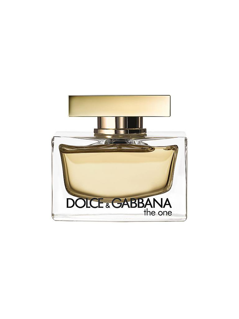 DOLCE & GABBANA | The One Eau de Parfum 75ml | transparent