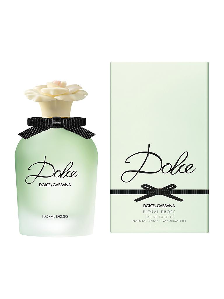 DOLCE & GABBANA | Dolce Floral Drops Eau de Toilette Natural Spray 30ml | transparent