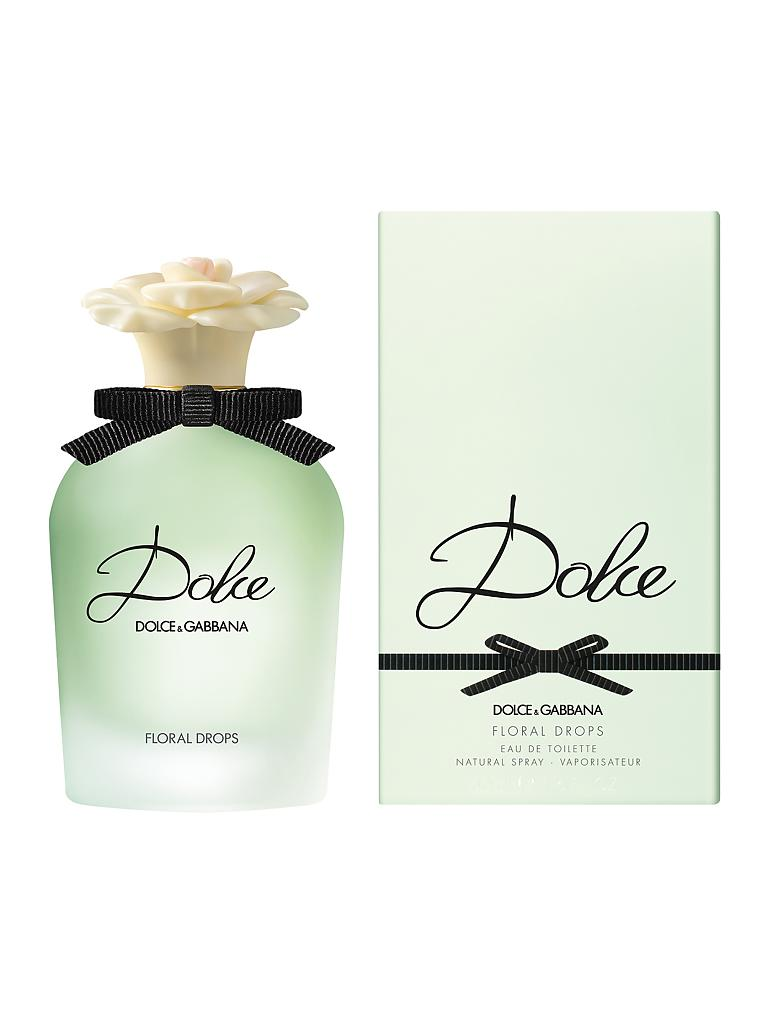 DOLCE & GABBANA | Dolce Floral Drops Eau de Toilette Natural Spray 50ml | transparent