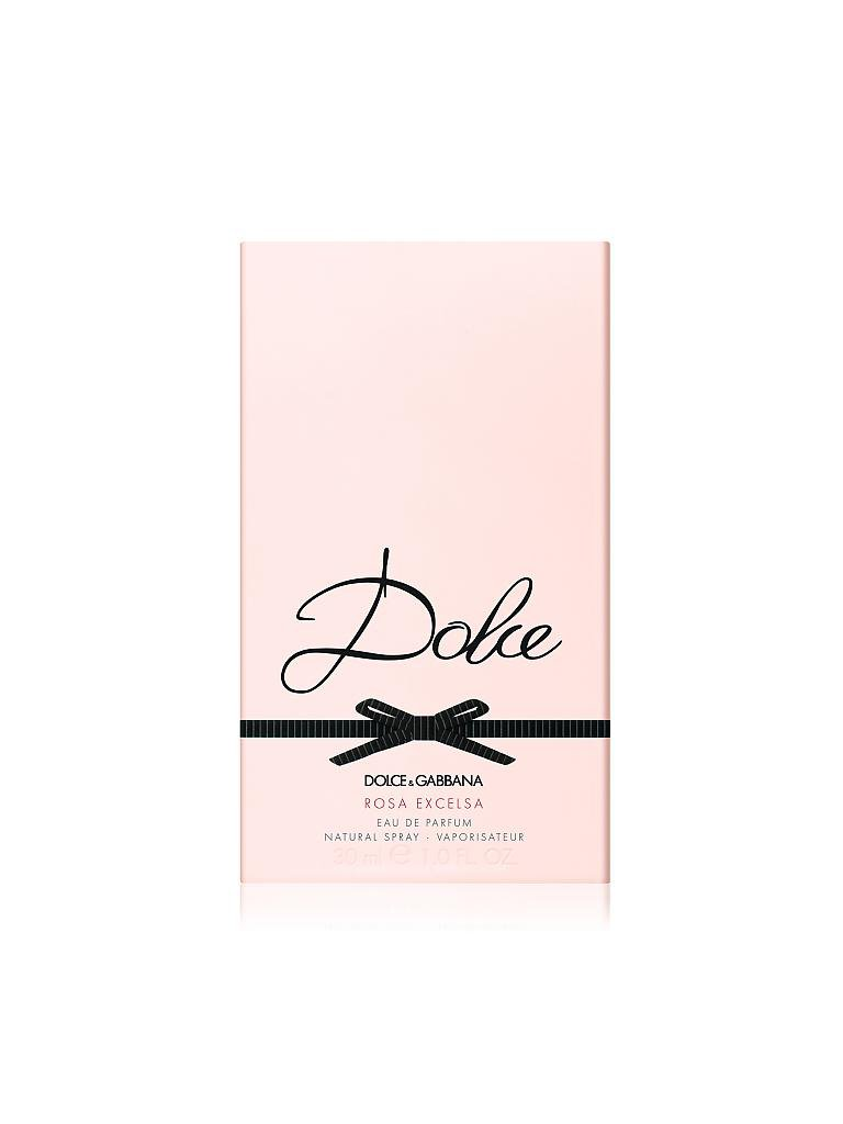 DOLCE & GABBANA | Dolce Rosa Excelsa Eau de Parfum Natural Spray 30ml | transparent
