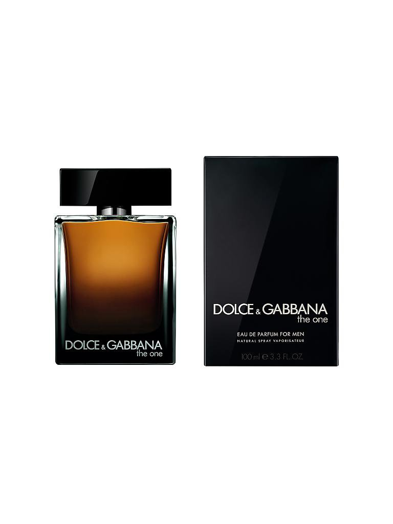 DOLCE & GABBANA | The One For Men Eau de Parfum Natural Spray 100ml | transparent