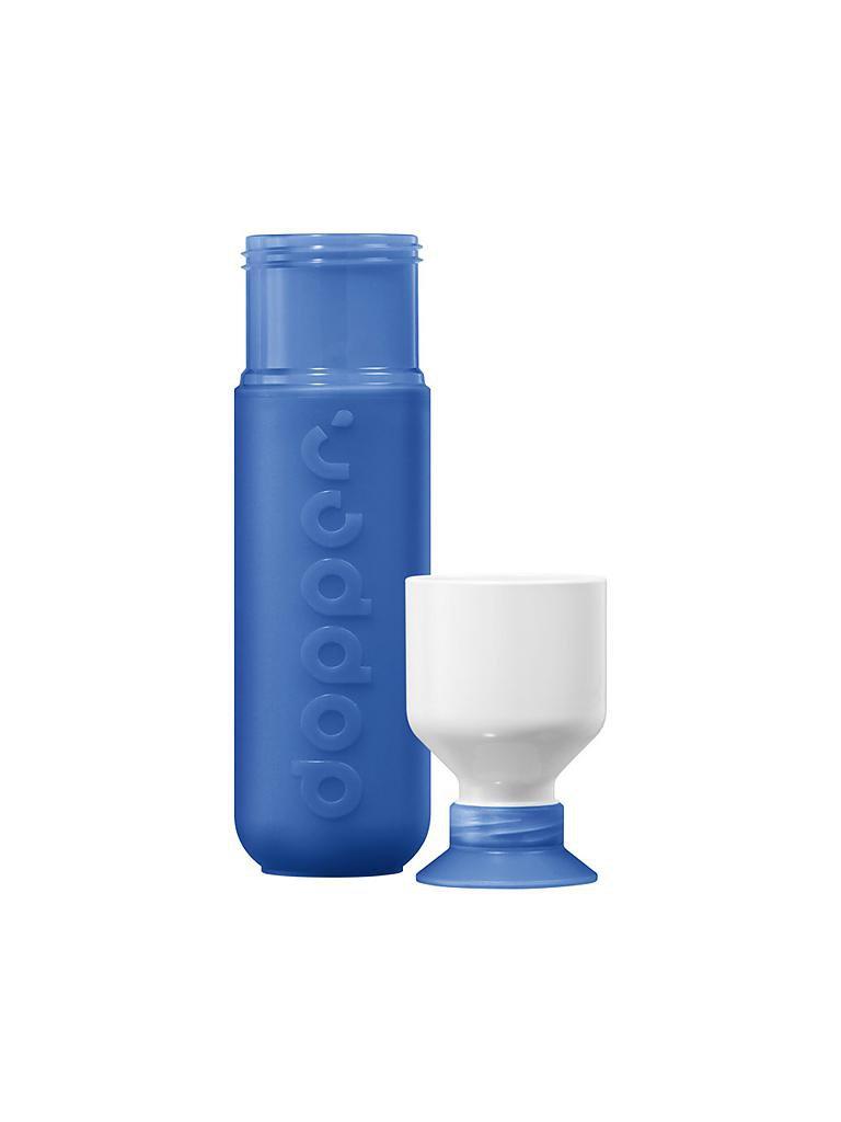 dopper trinkflasche pacific blue blau. Black Bedroom Furniture Sets. Home Design Ideas