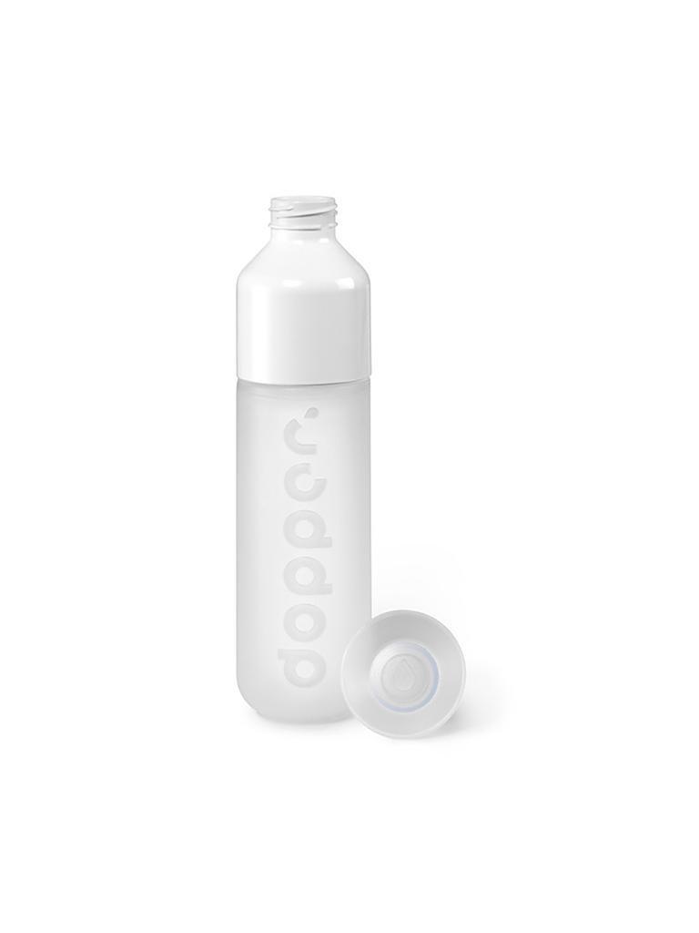 dopper trinkflasche pure white wei. Black Bedroom Furniture Sets. Home Design Ideas