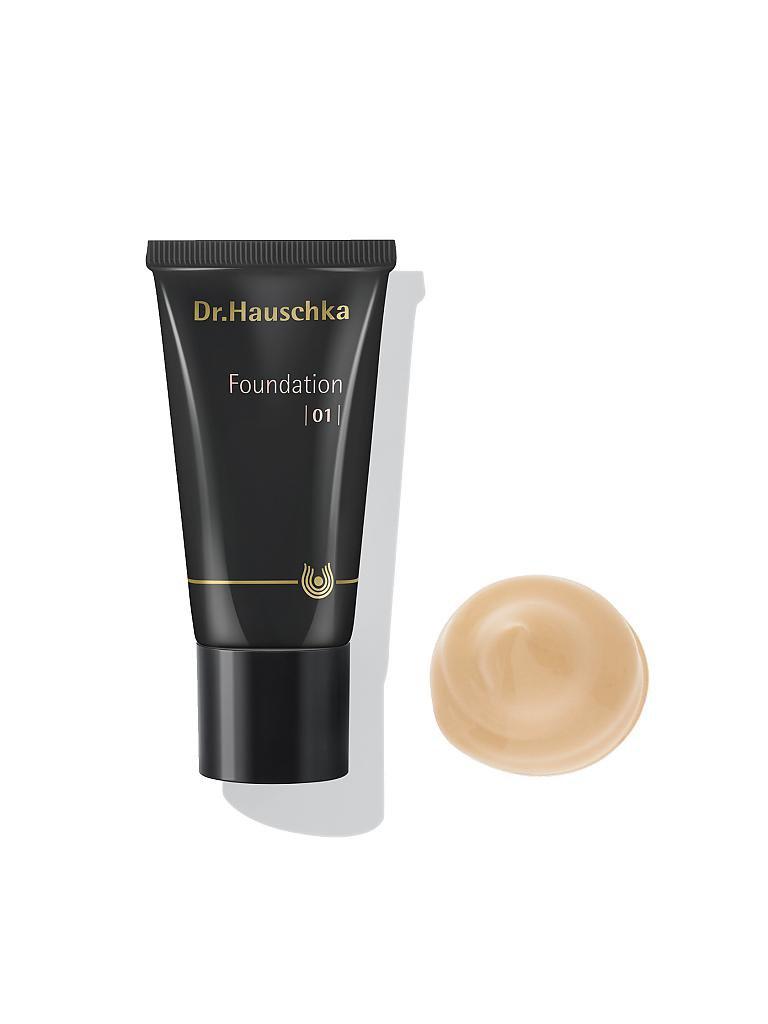 dr hauschka foundation 01 macadamia beige. Black Bedroom Furniture Sets. Home Design Ideas