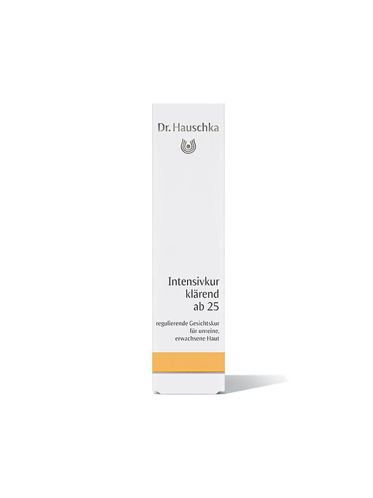 DR. HAUSCHKA | Intensivkur klärend ab 25 40ml | transparent
