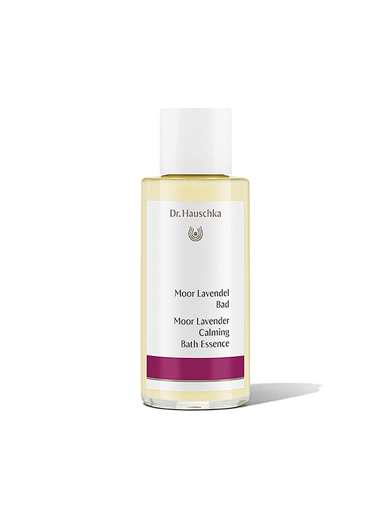 DR. HAUSCHKA | Moor Lavendel Bad 100ml | transparent