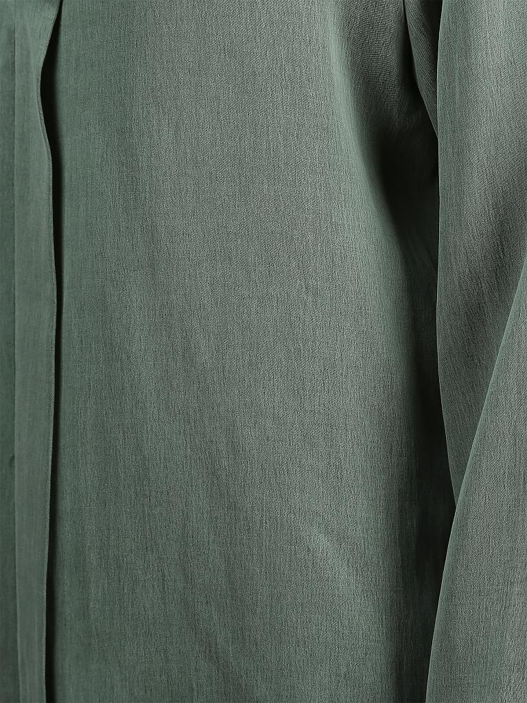 drykorn bluse lilyen gr n 40. Black Bedroom Furniture Sets. Home Design Ideas