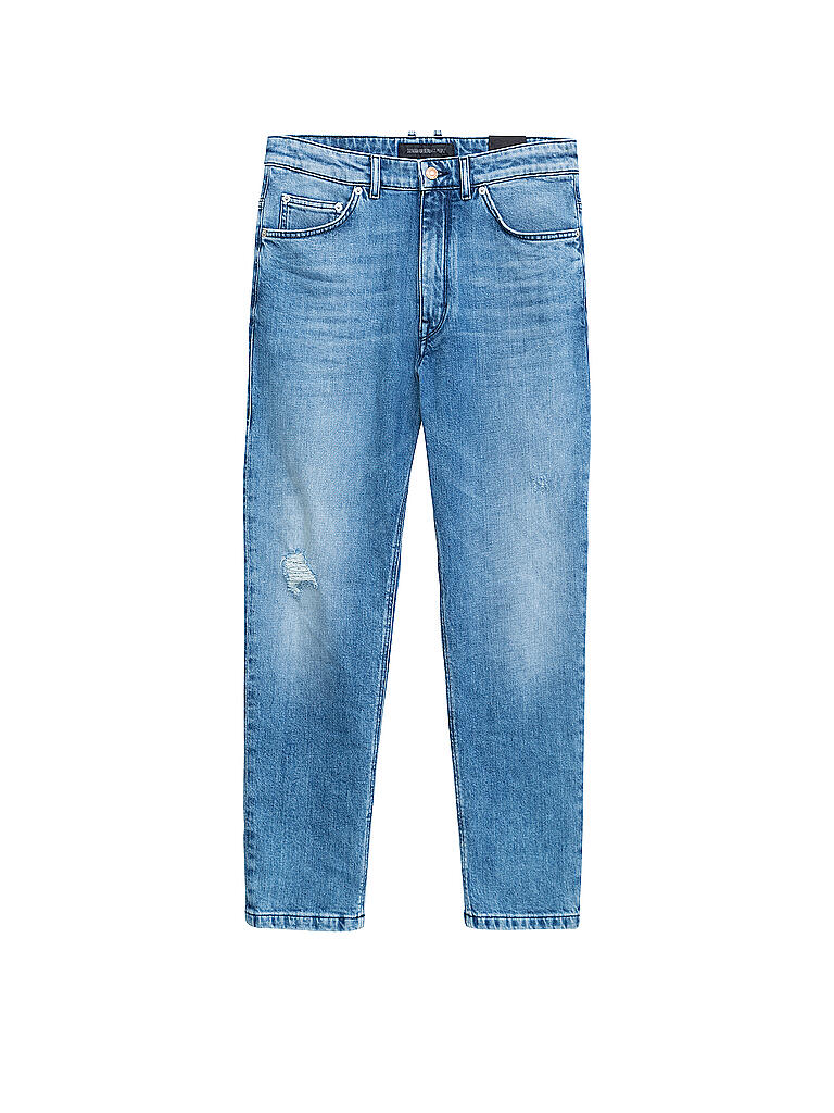 DRYKORN | Jeans Tapered Fit  Kgans Bit  | blau