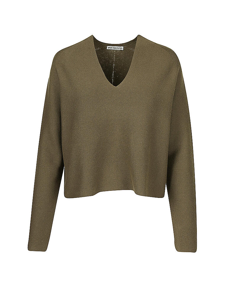 DRYKORN | Pullover Linnie | olive
