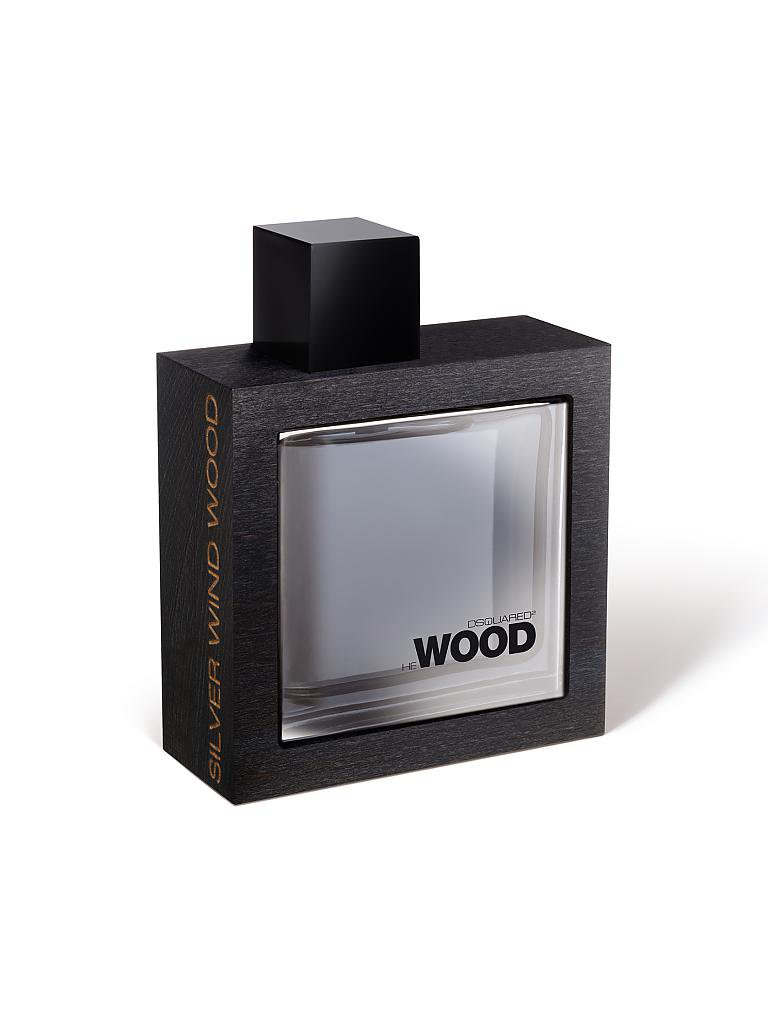 DSQUARED 2 | He Wood  Silver Wind Wood Eau de Toilette Spray 100ml | transparent