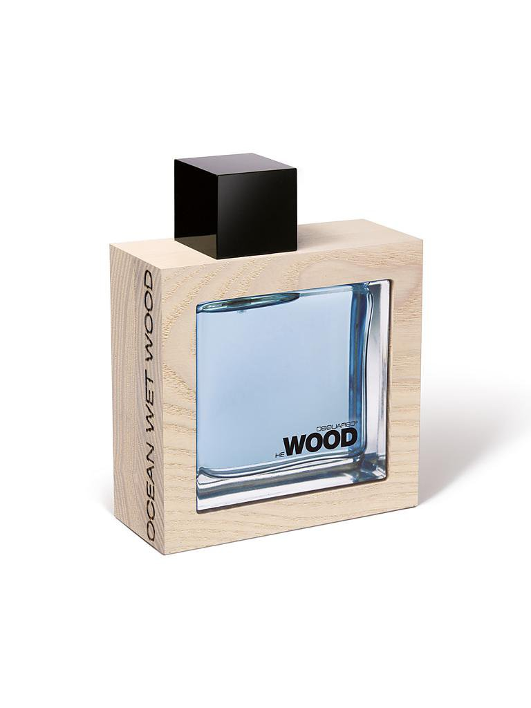 DSQUARED 2 | He Wood Ocean Wet Wood Eau de Toilette Spray 100ml | transparent