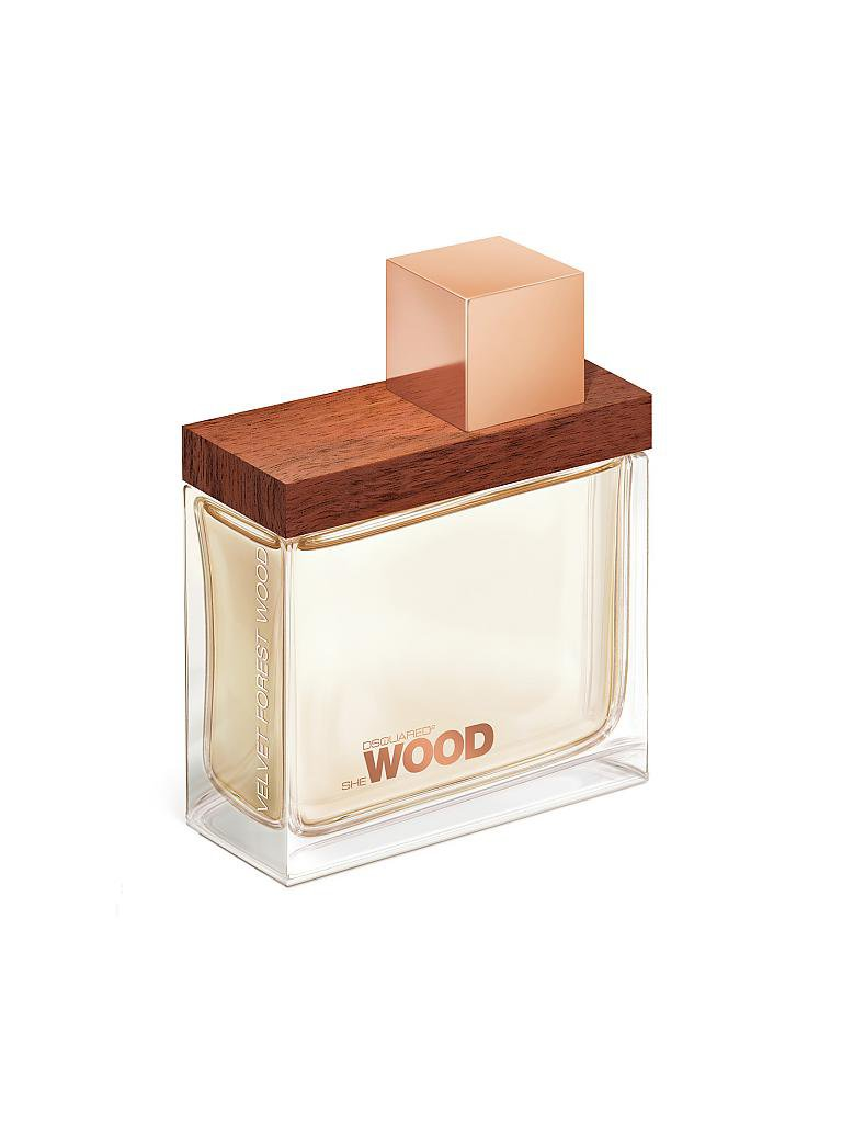 DSQUARED 2 | She Wood Velvet Forest Wood Eau de Parfum Spray 30ml | transparent