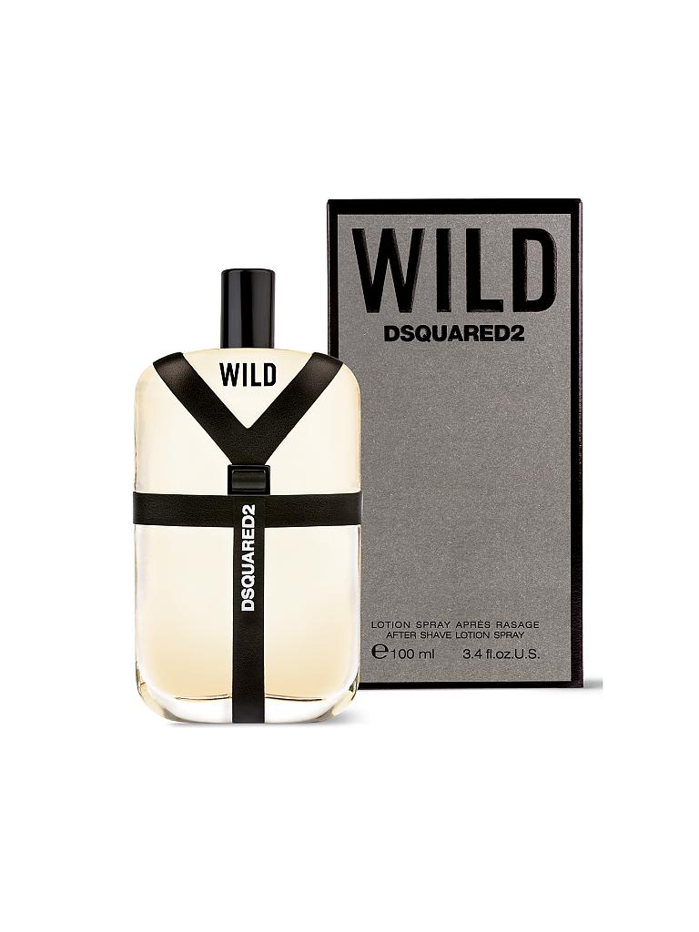 DSQUARED 2 | Wild After Shave Lotion 100ml | transparent