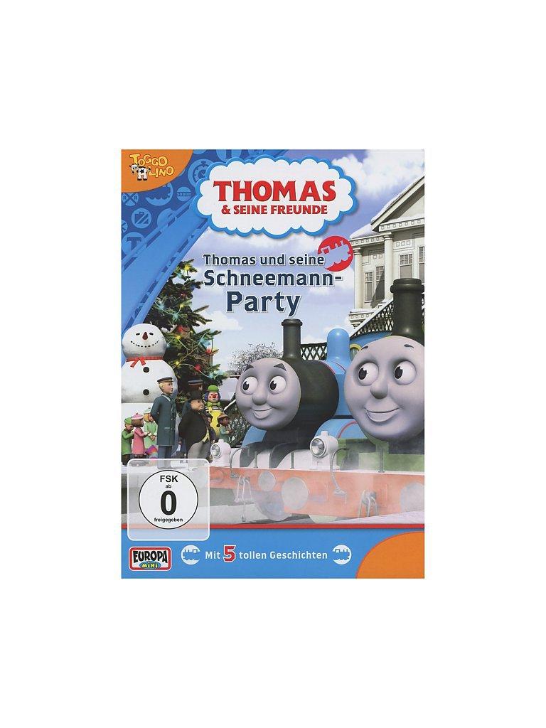 DVD Film - Thomas & seine Freunde - Thomas und seine Schneemann-Party