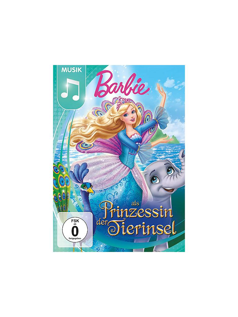 DVD | Barbie - Prinzessin der Tierinsel  | transparent