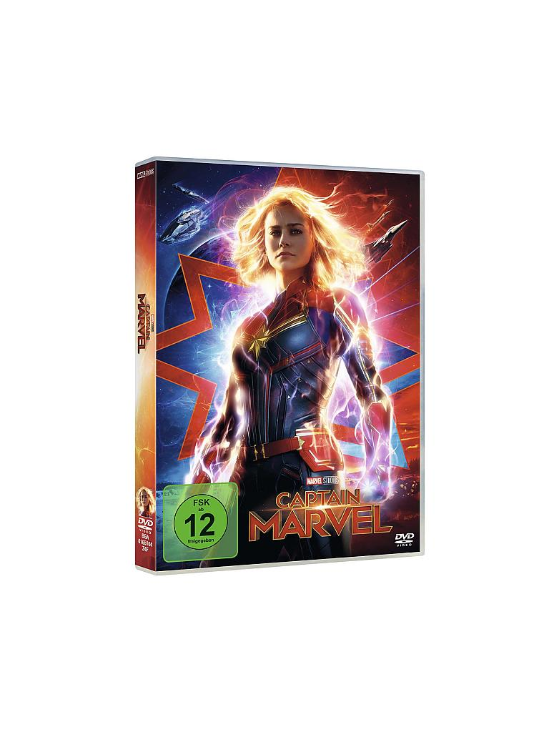 DVD | Captain Marvel | transparent