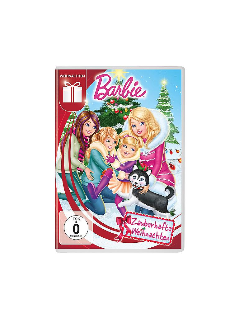 dvd film barbie zauberhafte weihnachten transparent. Black Bedroom Furniture Sets. Home Design Ideas