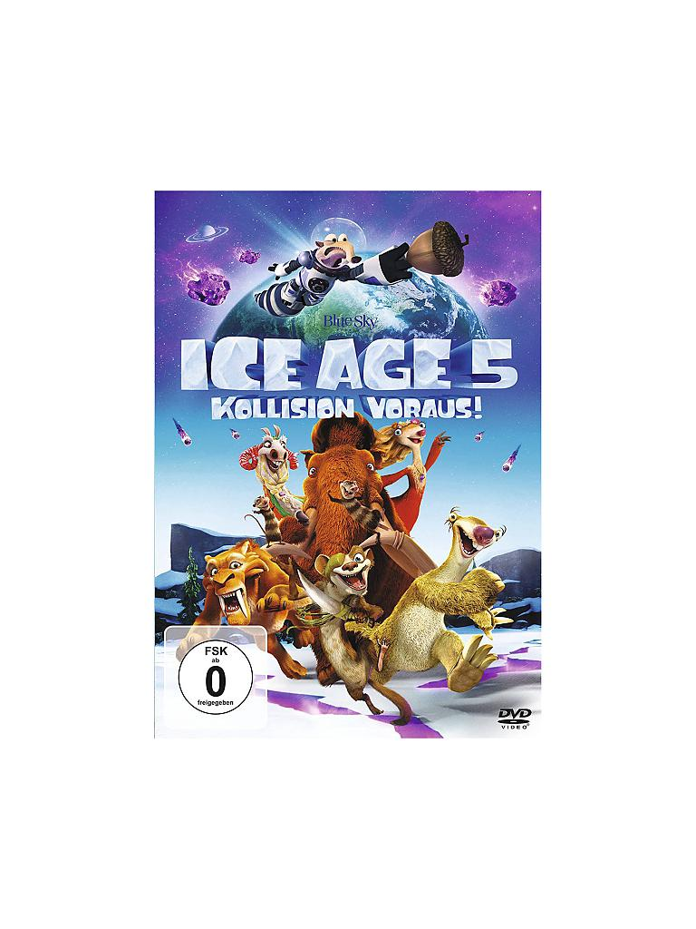 DVD | Film - Ice Age 5 - Kollision voraus | transparent