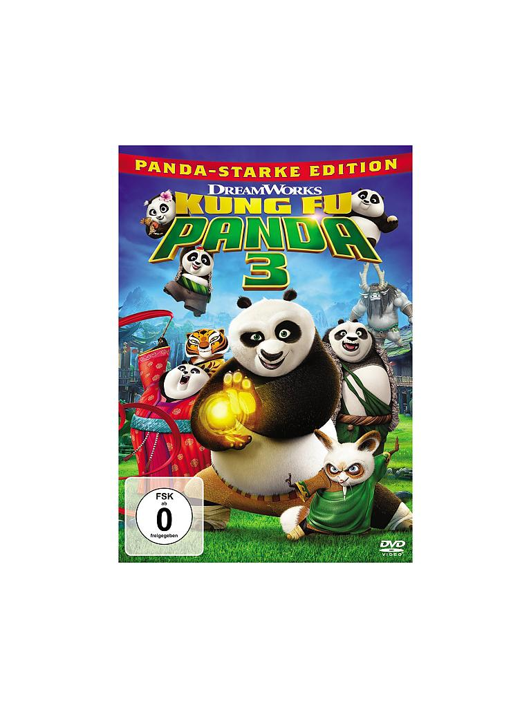 DVD | Film - Kung Fu Panda 3  | transparent
