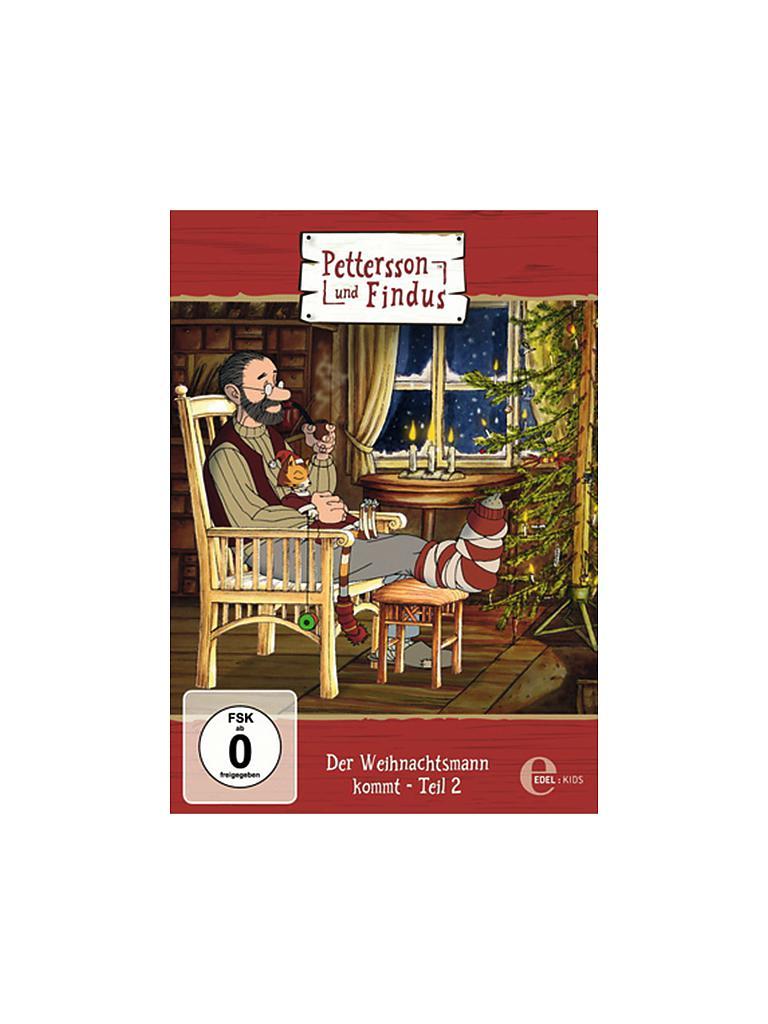 dvd film pettersson findus der weihnachtsmann kommt. Black Bedroom Furniture Sets. Home Design Ideas