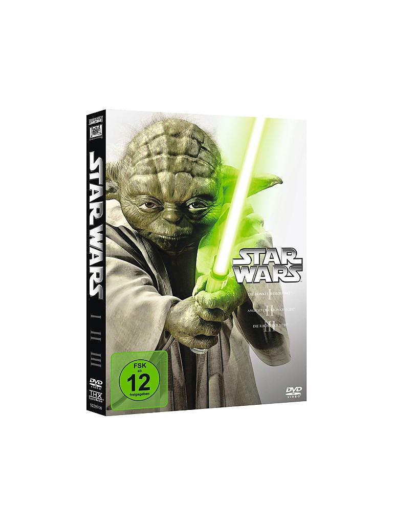 "DVD | Film - STAR WARS Trilogie - Der Anfang ""Episode 1-3"" 