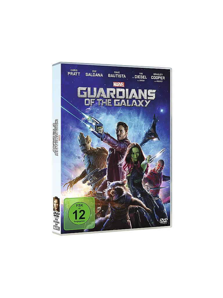 DVD | Guardians of the Galaxy (Standard Version) | transparent