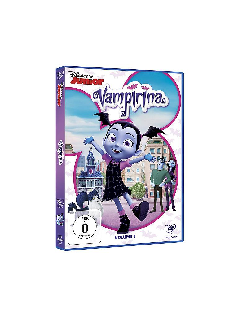 DVD | Vampirina - Volume 1 | transparent